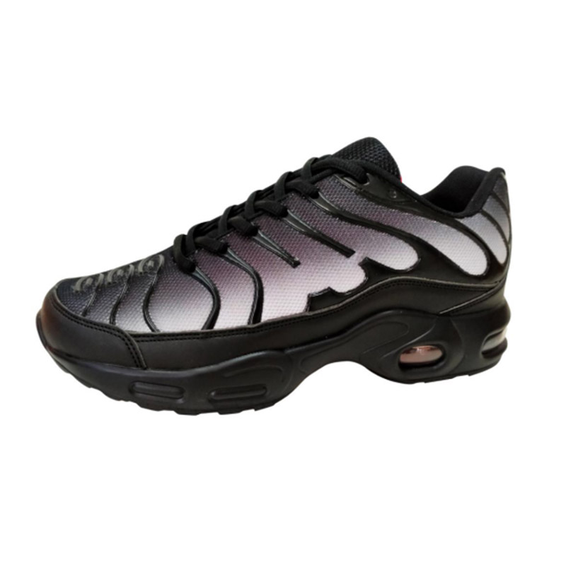 Air cushion men sports running shoes  (2)