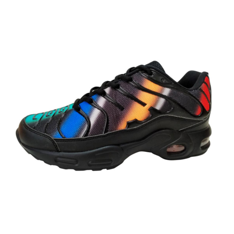 Air cushion men sports running shoes  (4)