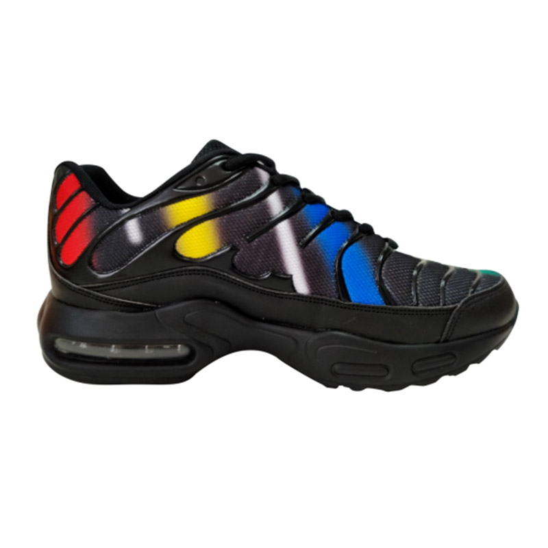 Air cushion men sports running shoes  (6)